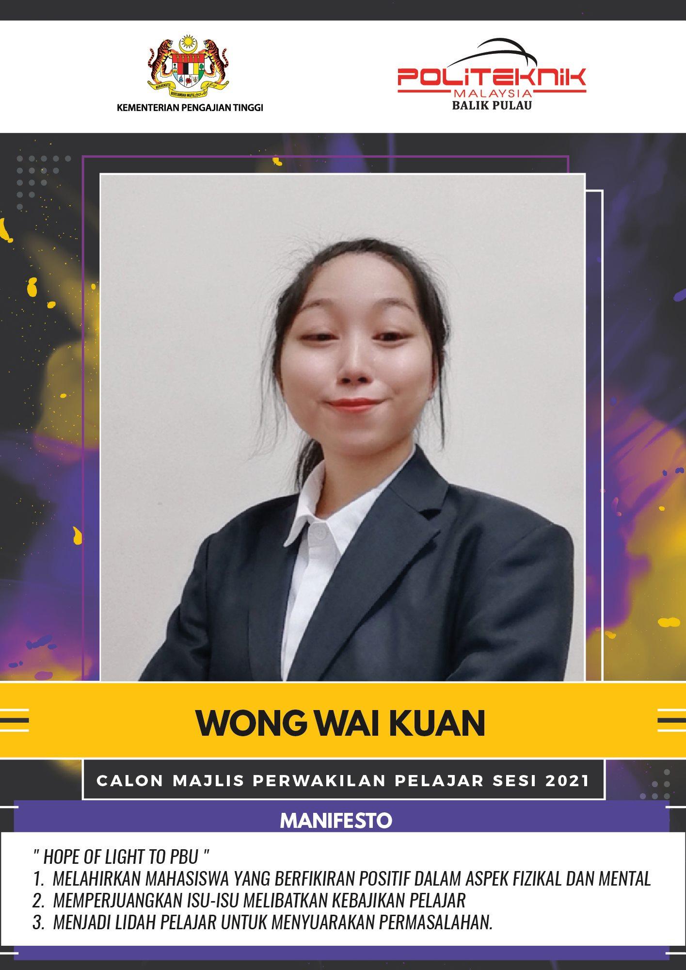 wong wai